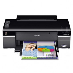 Epson Workforce 40 Ink Cartridges