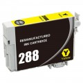 Remanufactured Epson T288420 Yellow Ink Cartridge