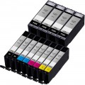 Compatible Canon PGI-270XL / CLI-271XL (12-pack) Ink Cartridges