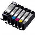 Compatible Canon PGI-270XL / CLI-271XL (6-pack) Ink Cartridges