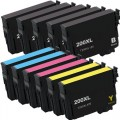 Remanufactured Epson 200XL T200XL (11-pack) HY Ink Cartridges