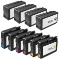 Replacement HP 952XL (10-pack) HY Ink Cartridges