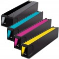 Replacement HP 970XL / 971XL (4-pack) HY Ink cartridges