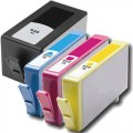 Replacement HP 920XL (4-pack) Ink Cartridges