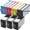 Replacement HP 564XL (11-pack) HY Ink Cartridges
