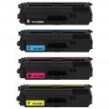 Compatible Brother TN339 (4-pack) Super HY Toner Cartridges
