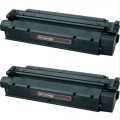 Replacement Canon X25 (2-pack) Black Toner Cartridges