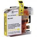 Compatible Brother LC105Y XXL Yellow Ink Cartridge