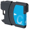 Compatible Brother LC65C HY Cyan Ink Cartridge