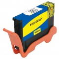 Compatible Dell GRW63 (Series 33) EHY Yellow Ink Cartridge