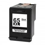 Replacement HP 65XL Ink Cartridge - High Yield Black - N9K04AN