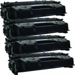 Canon 120 (4-pack) Replacement Black Laser Toner Cartridges (2617B001AA)