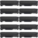 Canon 128 (10-pack) Replacement Black Laser Toner Cartridges (3500B001AA)