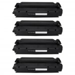 Canon S35 (4-pack) Replacement Black Toner Cartridges (7833A001AA)