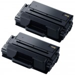 Replacement (2-pack) MLT-D203L for Samsung 203 High Yield Black Laser Toner Cartridges (MLT-D203)