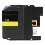 Brother LC20EY Compatible Super High Yield Yellow Ink Cartridge (LC20E Series)