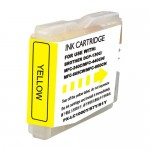 Brother LC51Y Compatible Yellow Ink Cartridge (LC51 Series)