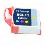 Canon BCI-11C Compatible Tri-color Ink Cartridge (0958A003)