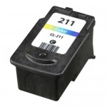 Canon CL-211 Replacement Color Ink Cartridge