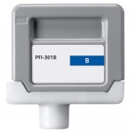 Canon PFI-301B Compatible Blue Ink Cartridge (1494B001)