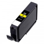 Canon PGI-72Y Compatible Yellow Ink Cartridge