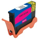 Replacement Ink Cartridge to replace Dell 6M6FG Extra High Yield Magenta Ink (Series 33)