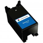 Replacement Ink Cartridge to replace Dell Y499D Color Ink (Series 21)