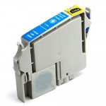 Remanufactured Epson 32 T032220 Cyan Ink Cartridge - T0322
