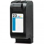 HP 23 / C1823D Replacement Tri-Color Ink Cartridge