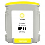 HP 11 / C4838AN / C4838A Replacement Yellow Ink Cartridge