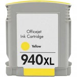 HP 940XL / C4909AN Replacement High Yield Yellow Ink Cartridge