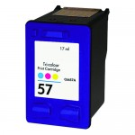 HP 57 / C6657AN / C6657A Replacement Tri Color Ink Cartridge