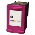HP 61 / CH562WN Replacement Color Ink Cartridge