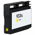 HP 933XL / CN056AN Replacement High Yield Yellow Ink Cartridge