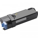 Compatible Toner to replace Dell 2150cn / 2155cn High Yield Yellow Toner Cartridge