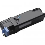 Compatible Toner to replace Dell 2150cn / 2155cn High Yield Cyan Toner Cartridge
