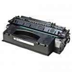 HP 53X / Q7553X (Replacement) High Yield Black Laser Toner Cartridge