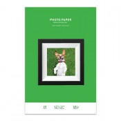 Premium Lustre Photo Paper, 11 x 17, 20 Sheet Pack, 260g, Resin Coated