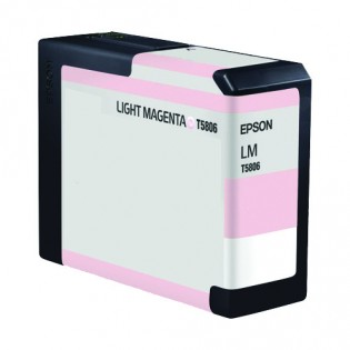 Epson T580600 Light Magenta Ink Cartridge