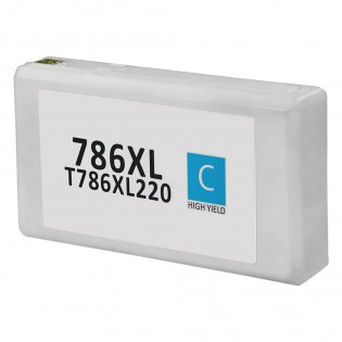 Epson T786XL220 Cyan Ink Cartridge