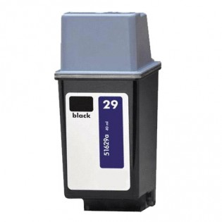 HP 29 51629A Black Ink Cartridge