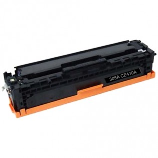 HP 305A CE410A Standard Yield Black Laser Toner Cartridge