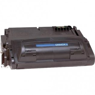 HP Q5942A (42A) Black Laser Toner Cartridge